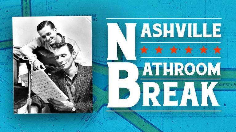 Music Row: Nashville's Most Famous Neighborhood: Bathroom Break | Music Row | NPT