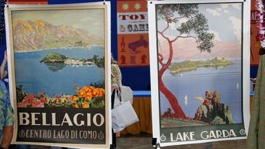 Appraisal: 20th-Century Italian Travel Posters