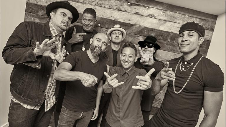 Live at the Belly Up: Ozomatli
