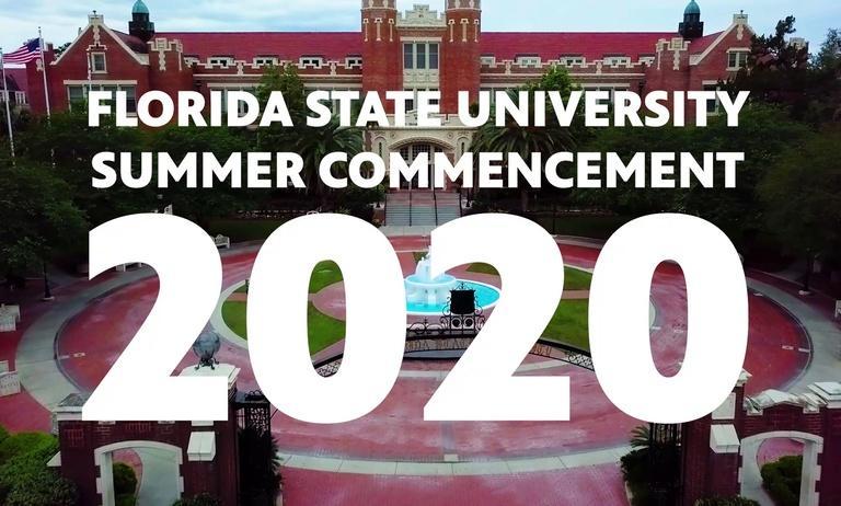 FSU Summer Commencement 2020
