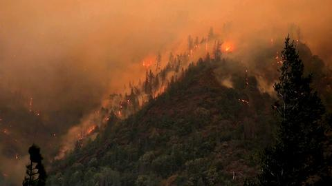 NOVA -- How Did the Camp Fire Start and Spread?