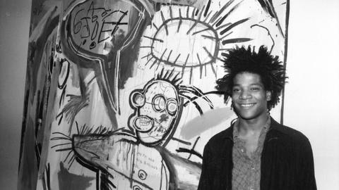 Basquiat's Childhood Accident