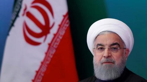 PBS NewsHour -- News Wrap: Trump downplays chances of U.S. strike on Iran