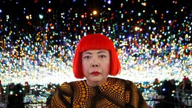 Yayoi Kusama, an art auction, and a story of friendship