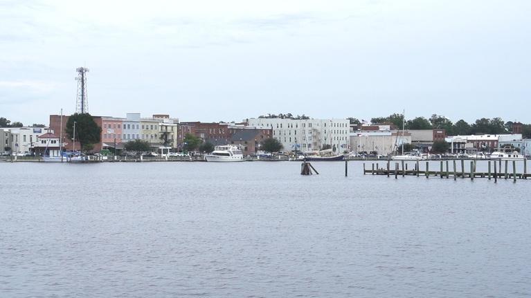 Exploring North Carolina: Water in NC: Yesterday, Today and Tomorrow: Tar Heel Coast