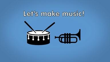 Let's make music!