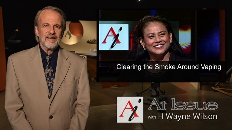 At Issue: S32 E12: Clearing the Smoke Around Vaping