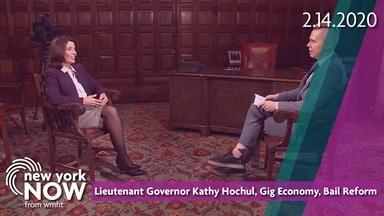 Lieutenant Governor Kathy Hochul, Gig Economy, Bail Reform