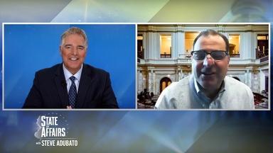 "NJ Sen. Paul Sarlo on Avoiding a State Budget ""Fiscal Cliff"""