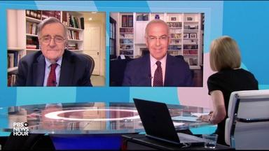 Shields and Brooks on Biden at the DNC, Trump's RNC message