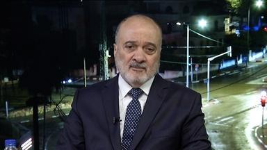Palestinian Presidential Candidate Nasser al-Kidwa