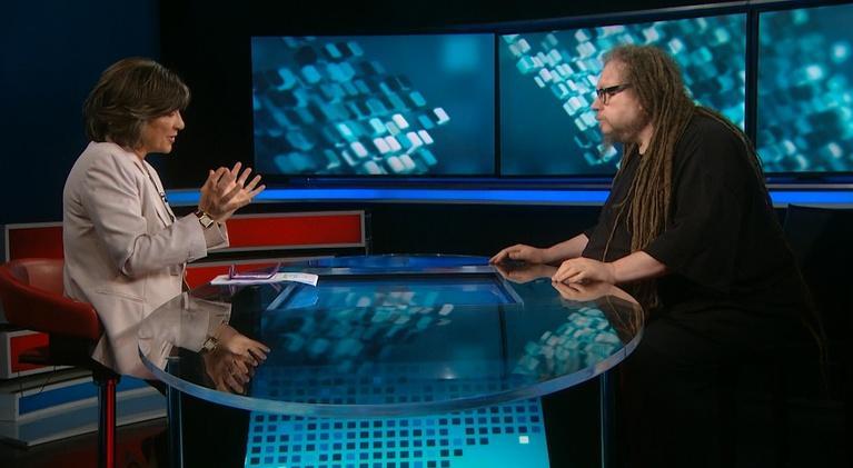Amanpour on PBS: Amanpour: Jaron Lanier and Morgan Neville