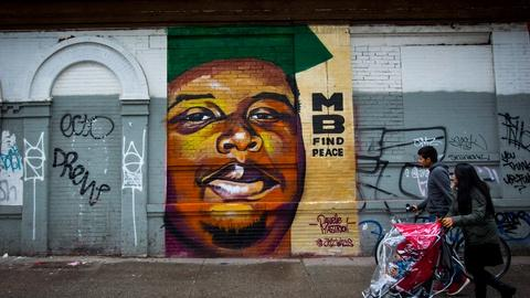 Michael Brown's death echoes on six years later
