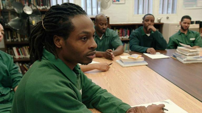 College Behind Bars: Part 3: 'Every Single Word Matters'