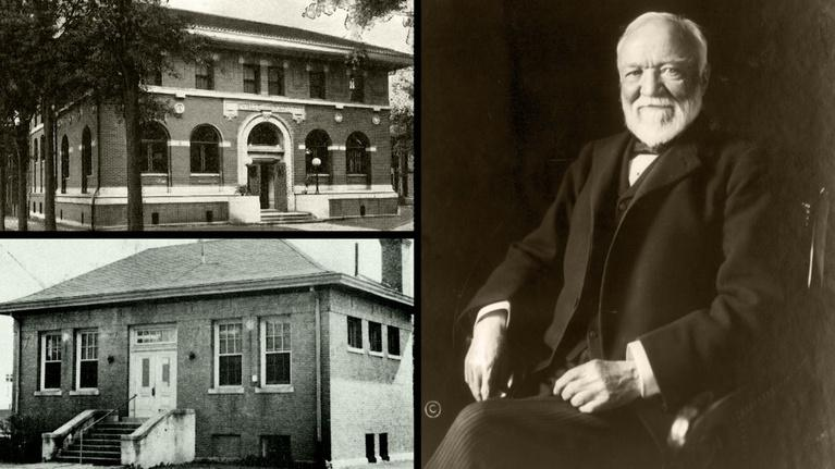 Mississippi: A Thread Through Time: Carnegie Libraries