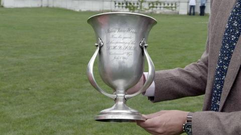 Antiques Roadshow -- Appraisal: 1907 Isaac Van Horn Silver Trophy