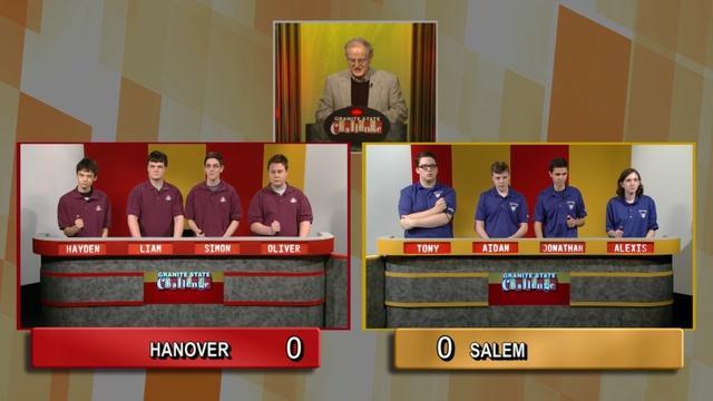 Hanover Vs. Salem