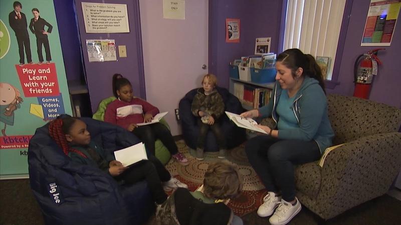 Bergerson Terrace Afterschool Program