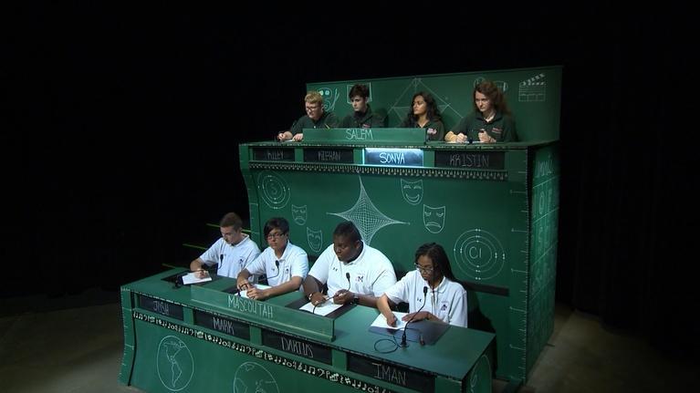 Scholastic Hi-Q: Salem vs. Mascoutah 2922