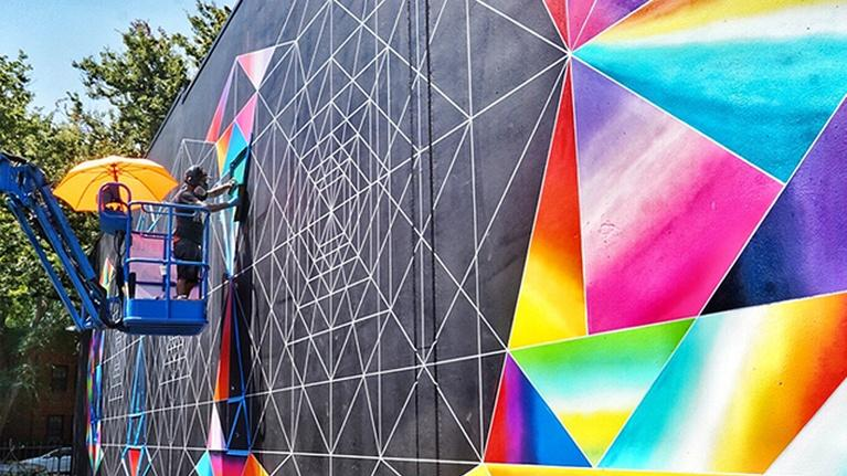 KVIE Arts Showcase: Wide Open Walls