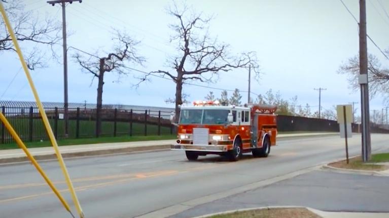 Curious Gulf Coast: Fire & EMS