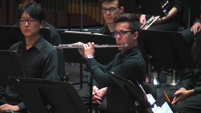 WFSU Music: The University Wind Orchestra | September 28, 2018