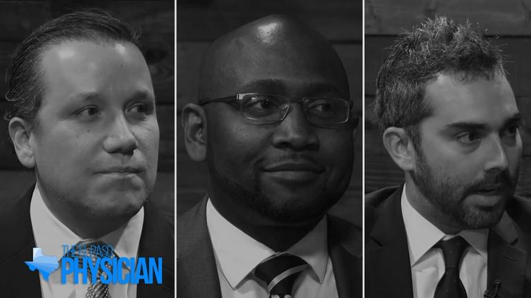 The El Paso Physician: Our Hearts, Our Parts