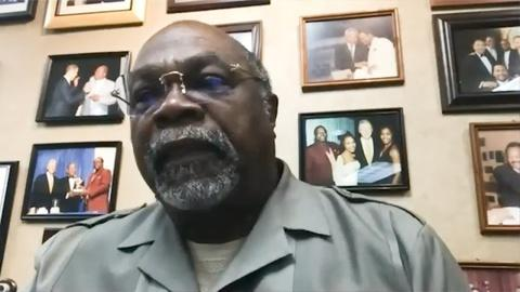 Rev. Wendell Anthony on Protests
