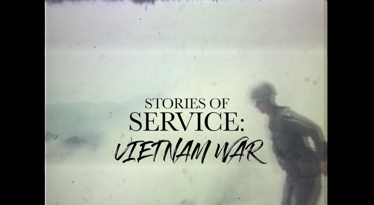 WQLN Local Productions from the 2010's: Stories of Service: Vietnam War