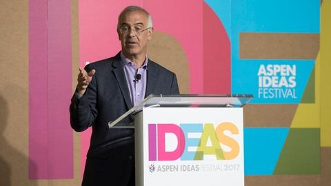 Aspen Ideas Festival -- S2 Ep135: The Second Mountain: The Next Big Challenge in You