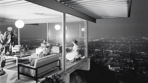 Lost L.A. -- Julius Shulman: Man Behind the Camera