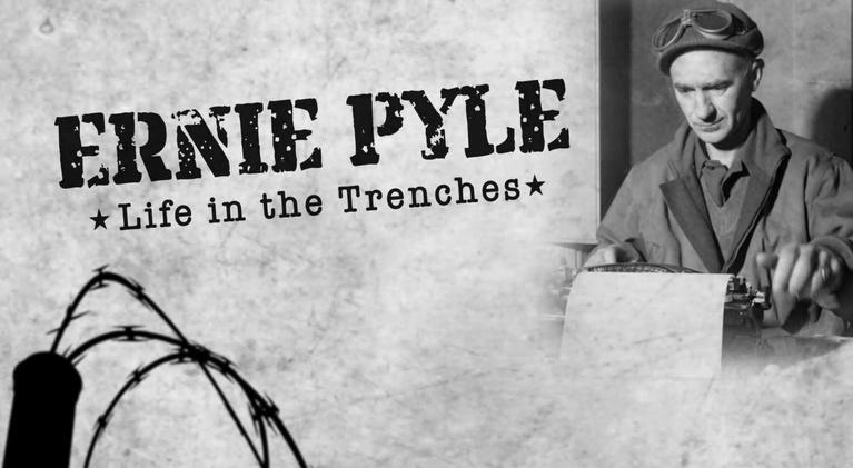 WTIU Documentaries: Ernie Pyle: Life in the Trenches (Pledge Event)