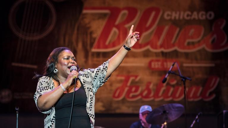 PBS NewsHour: Shemekia Copeland: a new-generation 'Queen of the Blues'