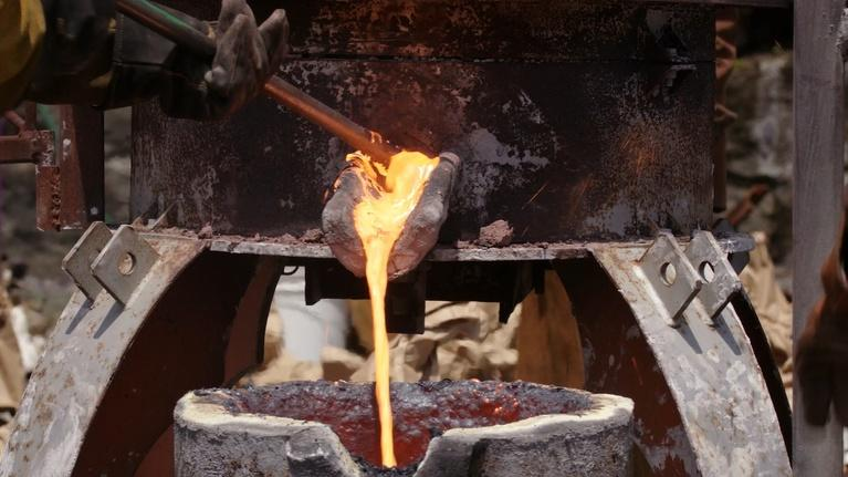 Short Takes: Keystone Iron Works: Keeping A Tradition Flowing