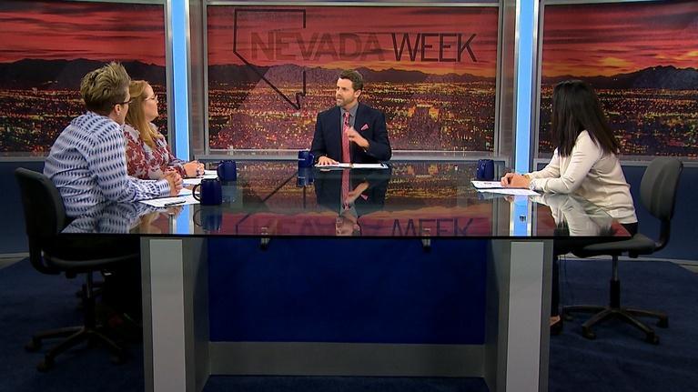 Nevada Week: Sex Trafficking Corporate Advocacy