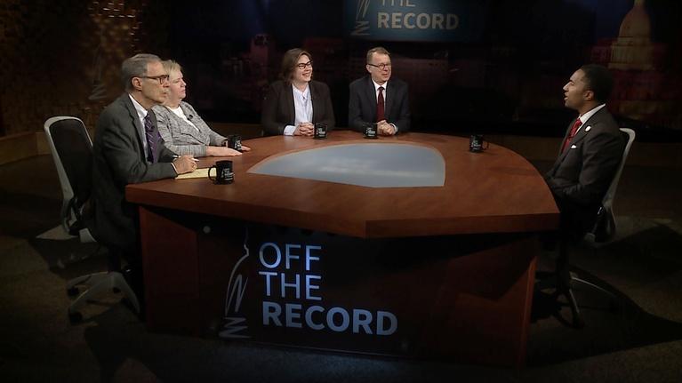 Off the Record: Nov. 22, 2019 - Sen. Adam Hollier| OTR OVERTIME