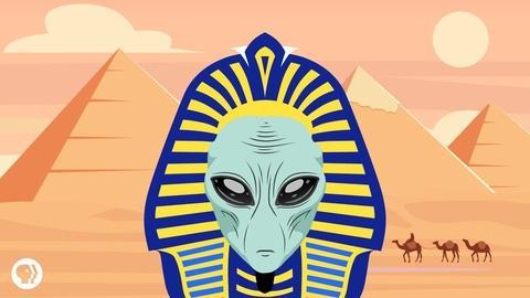 It's Okay to Be Smart -- S4 Ep35: ЩΉӨ BЦIᄂƬ ƬΉΣ PYЯΛMIDƧ - Who Built The Pyramids