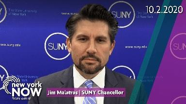 SUNY's Response to COVID-19 with Chancellor Jim Malatras