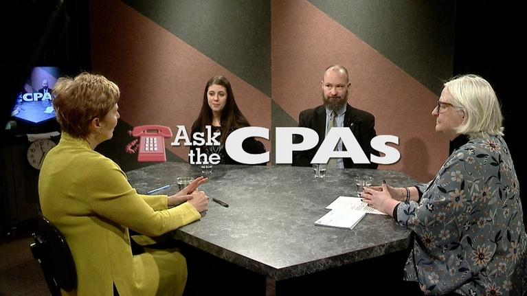 Ask the Experts: Ask the CPAs 2019