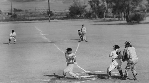 Lost LA -- Baseball, A Silver Lining in the Internment Camps