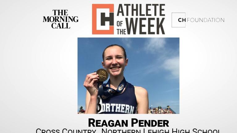 WLVT Athlete of the Week: Female Athlete of the Week! Reagan Pender