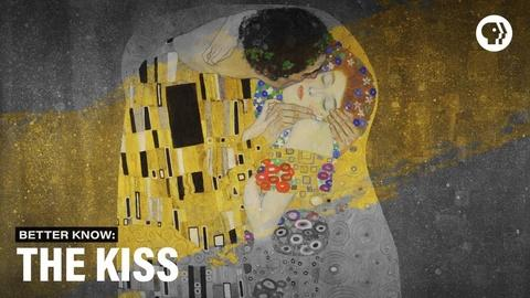 The Art Assignment -- Better Know: The Kiss by Gustav Klimt