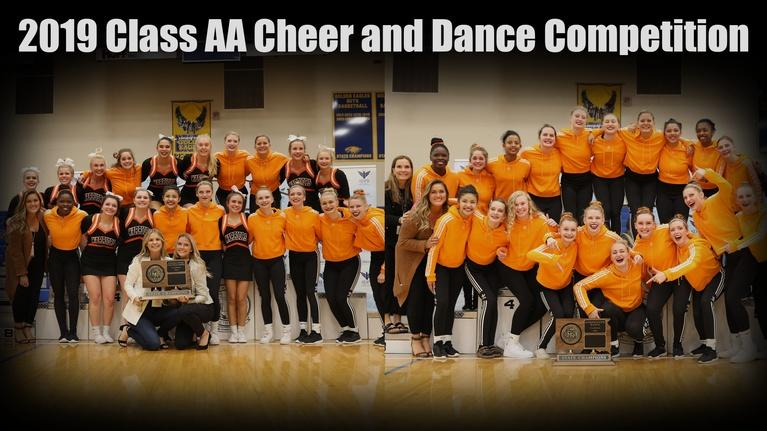 High School Activities: 2019 Class AA Cheer and Dance Competition