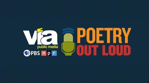 WVIA Special Presentations -- 2020 Poetry Out Loud Regional Competition