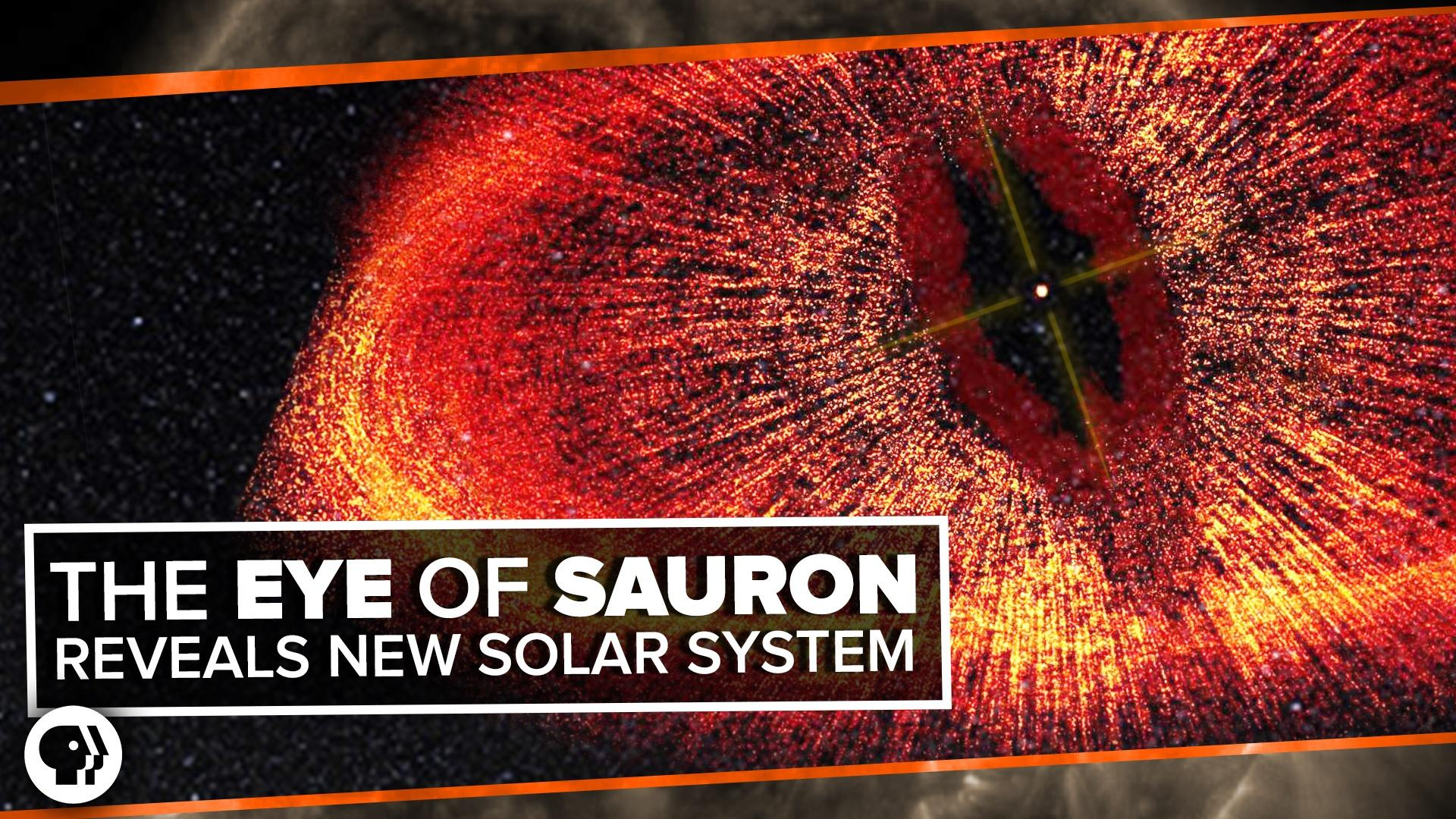 The Eye Of Sauron Reveals A Forming Solar System Season 2 Episode