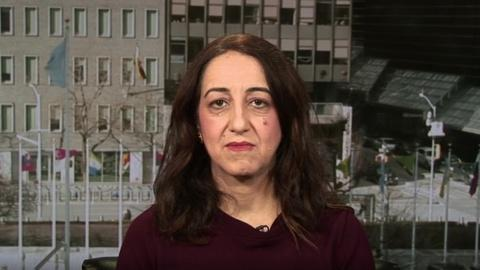 Amanpour and Company -- Farnaz Fassihi on Crackdown Against Protestors in Iran