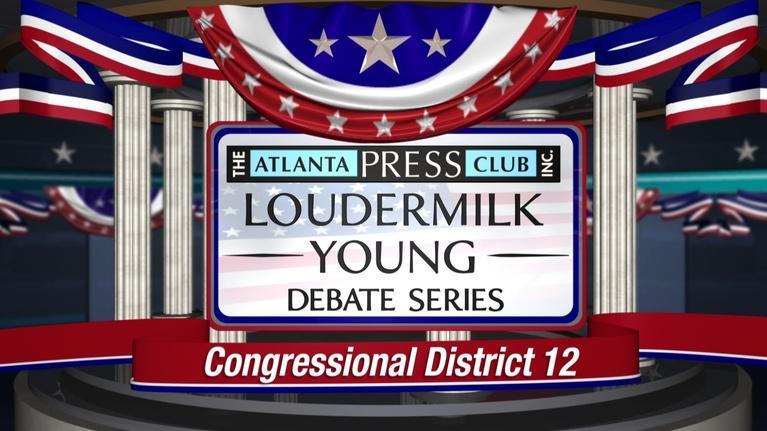 Atlanta Press Club: 12th Congressional District Debate 2018