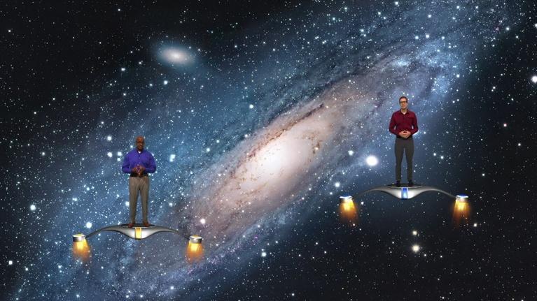 Star Gazers: Legends of the Fall   Oct 14 - Oct 21st   5 Mins