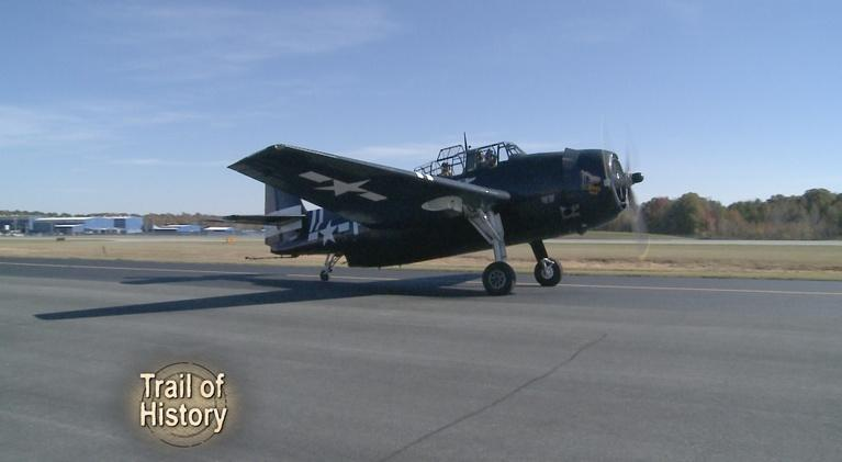 Trail of History: Trail of History - Warbirds over Monroe