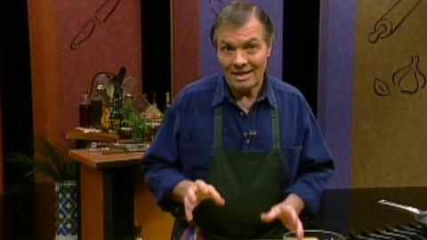American Masters -- Learn Jacques Pépin's famous omelet techniques